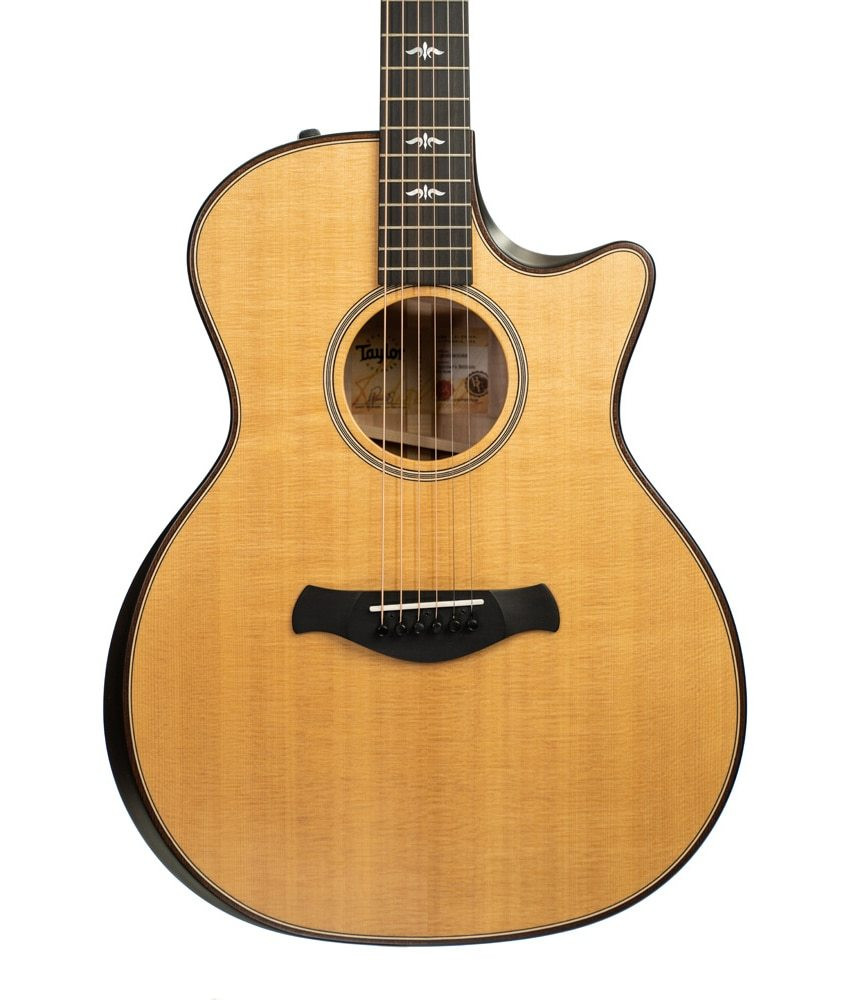 Taylor Guitars Builders Edition Taylor 614ce Grand Auditorium Acoustic-Electric Guitar - Natural
