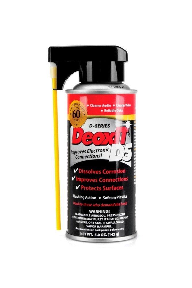 Hosa Deoxit Contact Cleaner 5oz