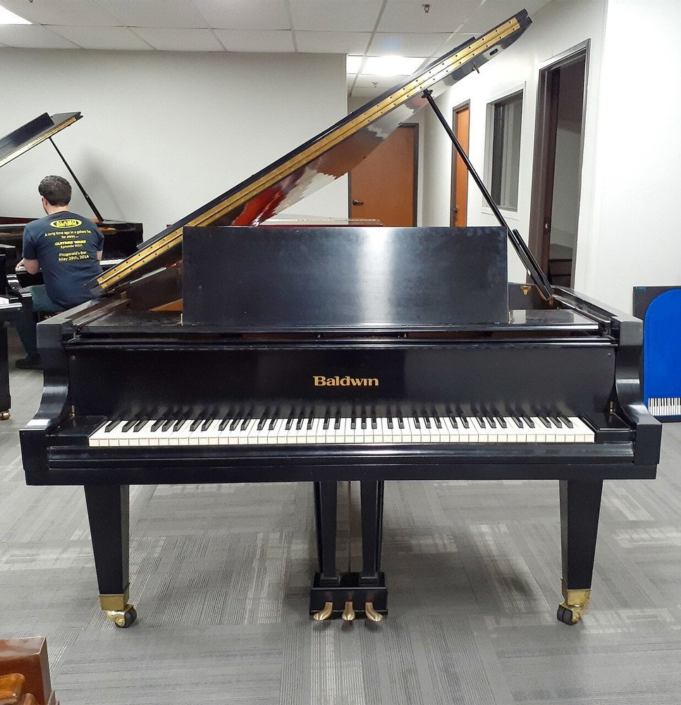 Baldwin Baldwin SD10 Satin Ebony 9 Concert Grand Piano