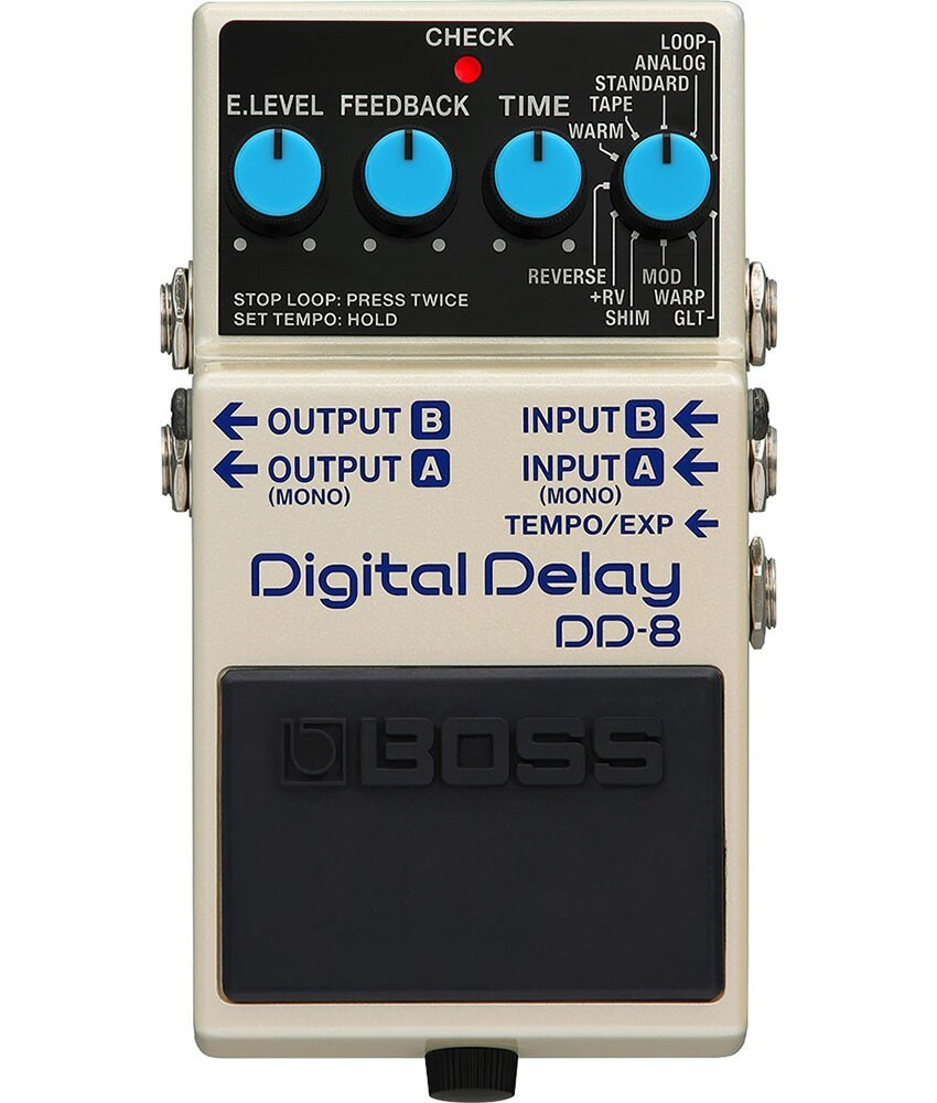 Boss Boss DD-8 Digital Delay Pedal