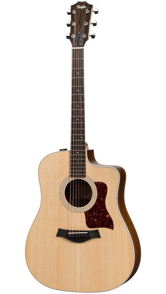 Taylor Guitars Taylor 210ce Acoustic-Electric Dreadnought Guitar
