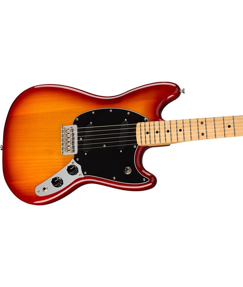 Fender Fender Player Mustang Electric Guitar, Sienna Sunburst
