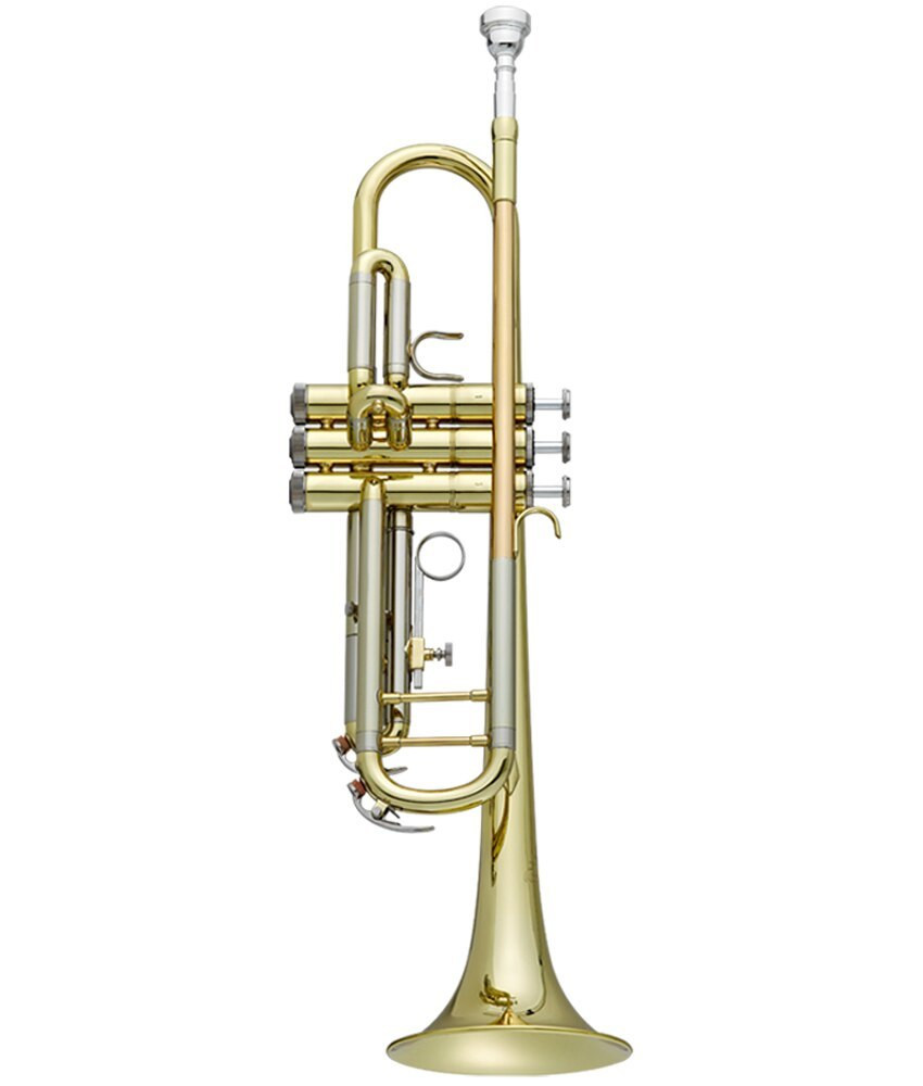 Antigua Antigua Vosi Series Bb Trumpet, Monel Pistons