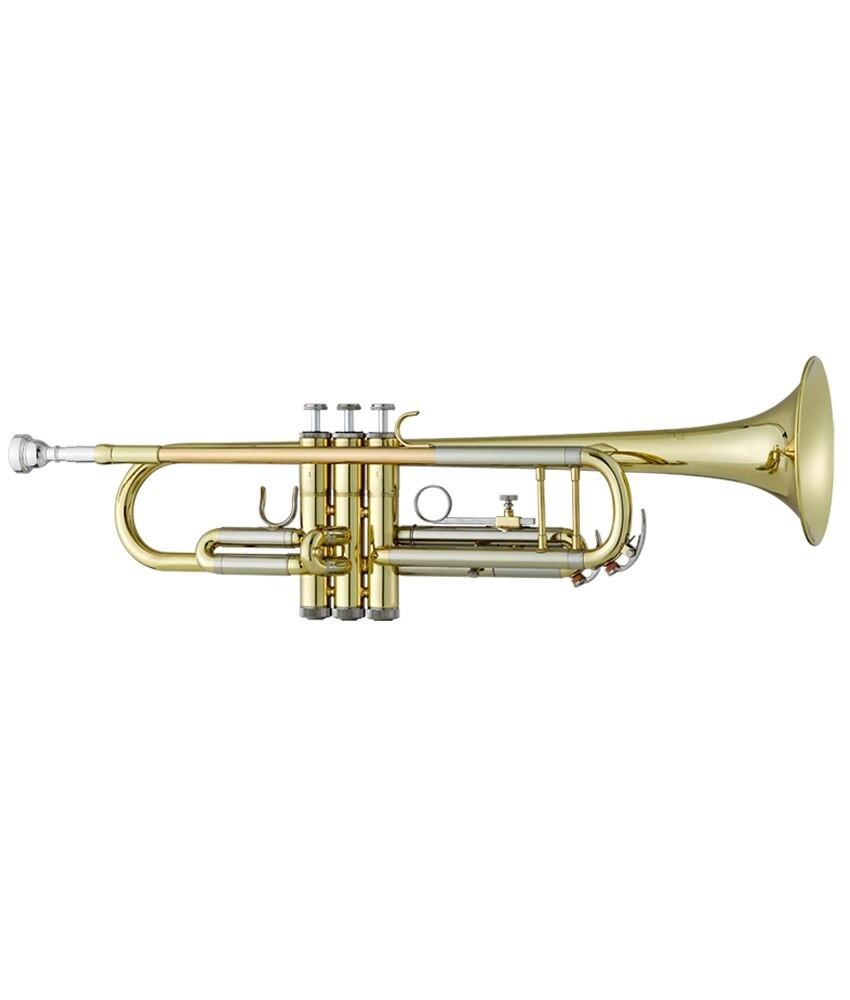 Antigua Antigua Vosi Series Bb Trumpet, Monel Pistons