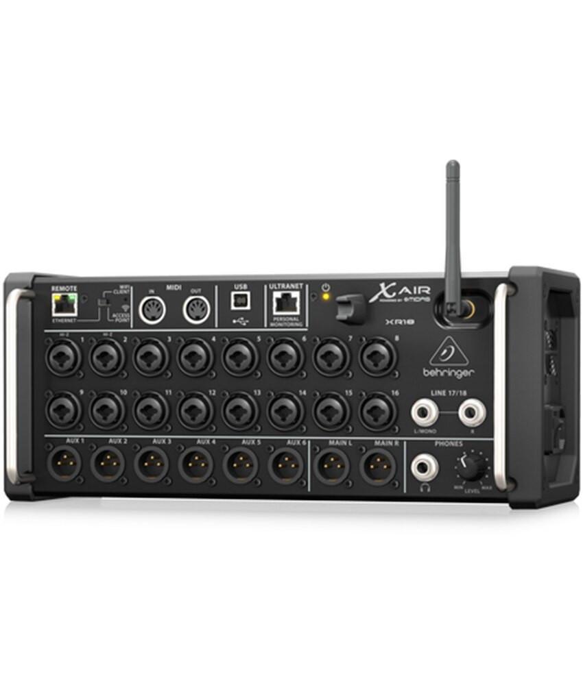 Behringer Behringer XR18 18-Channel, 12-Bus Digital Mixer