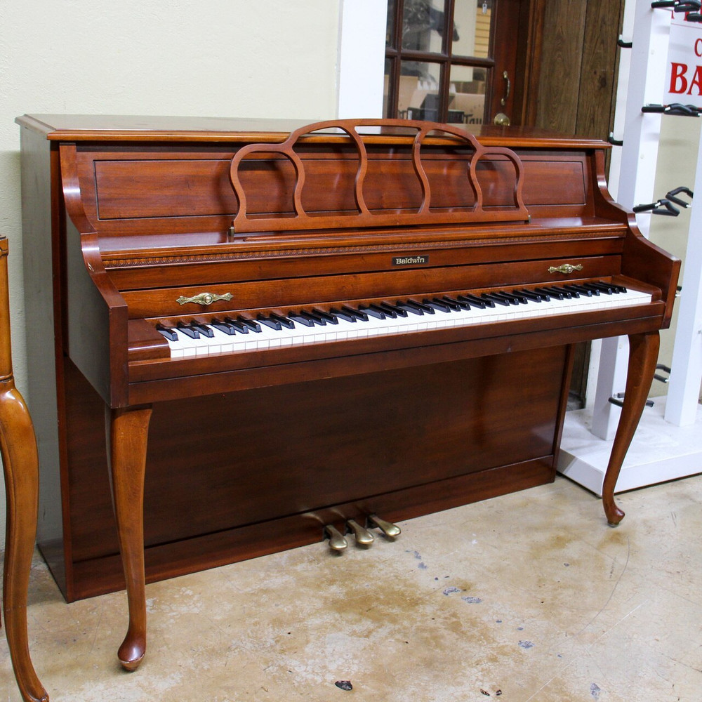 Baldwin Baldwin 629 Console Piano or Queen Anne or Cherry Finish
