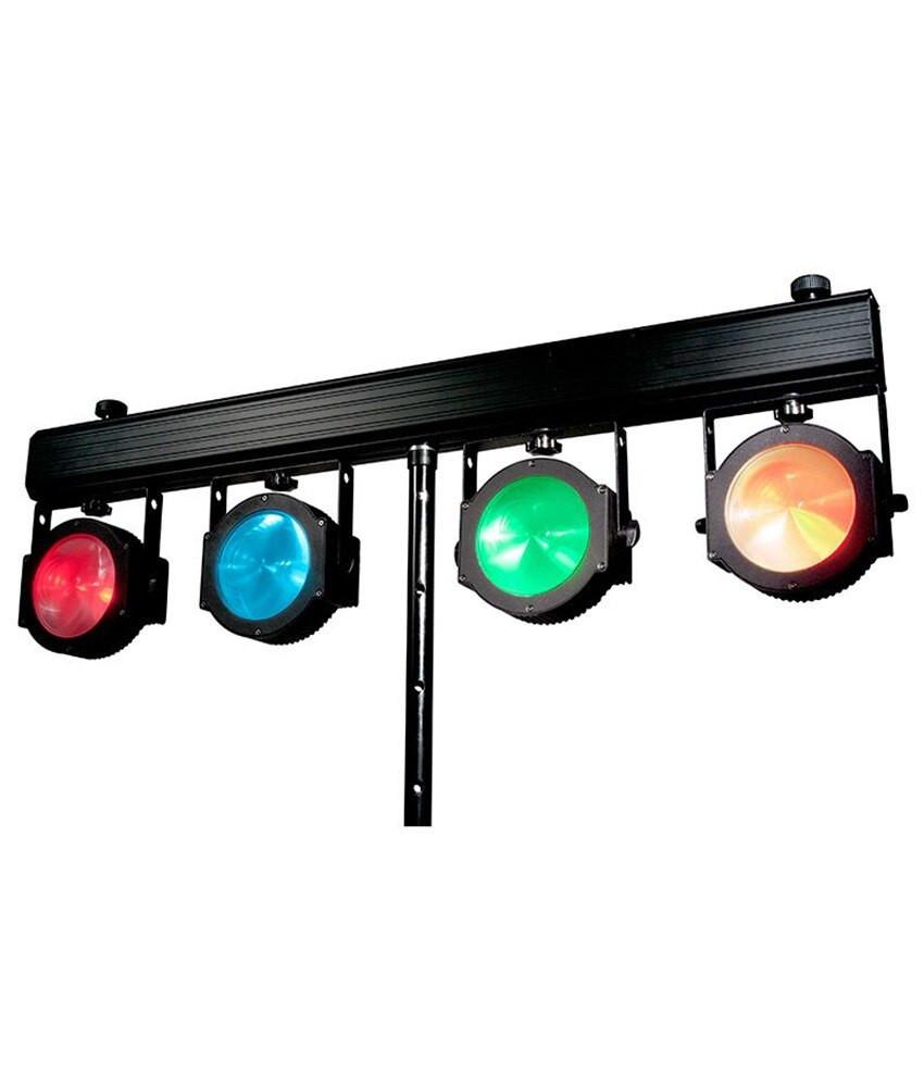American DJ American DJ Dotz TPar System RGB COB Par System with Stand