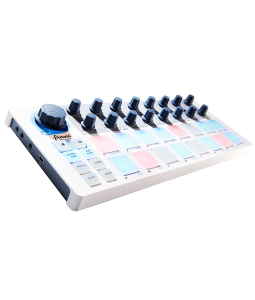 Arturia Arturia BeatStep Pad Controller and CV/Gate Sequencer