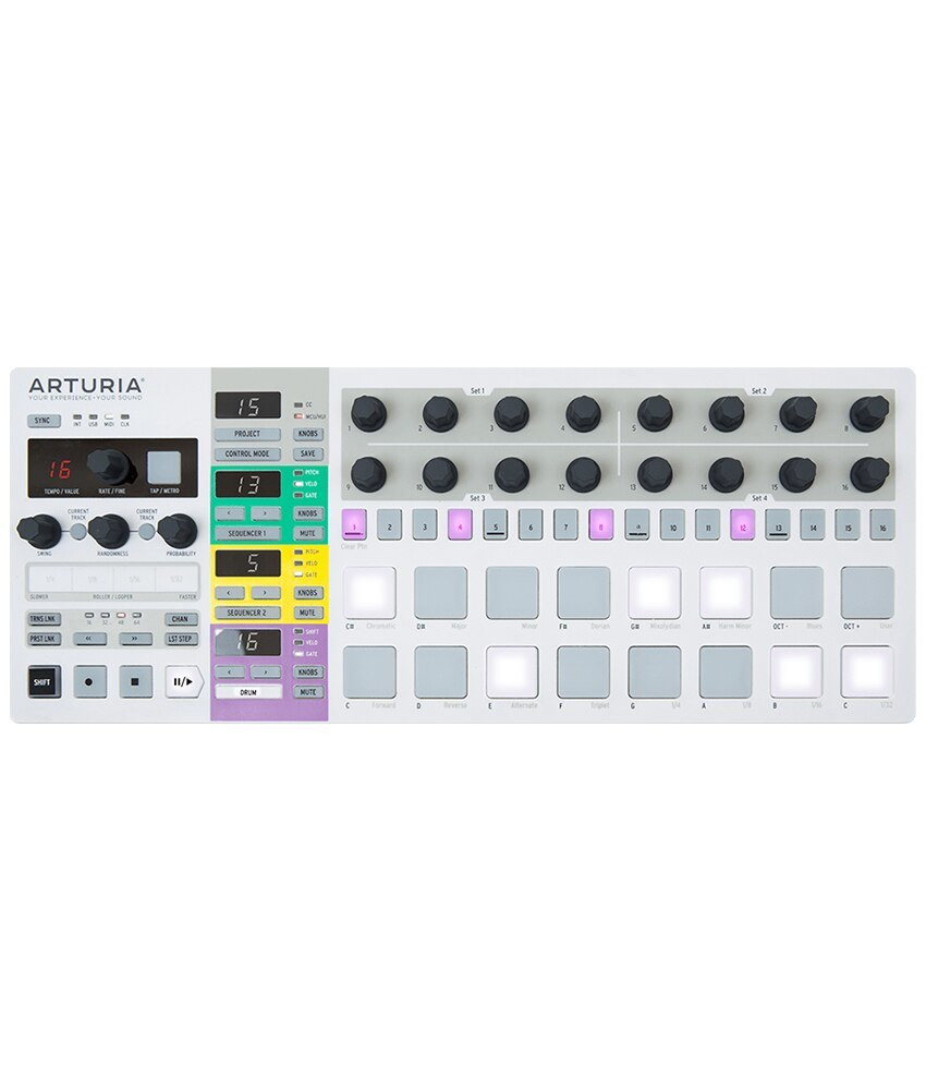 Arturia Arturia BeatStep Pro Controller and Sequencer