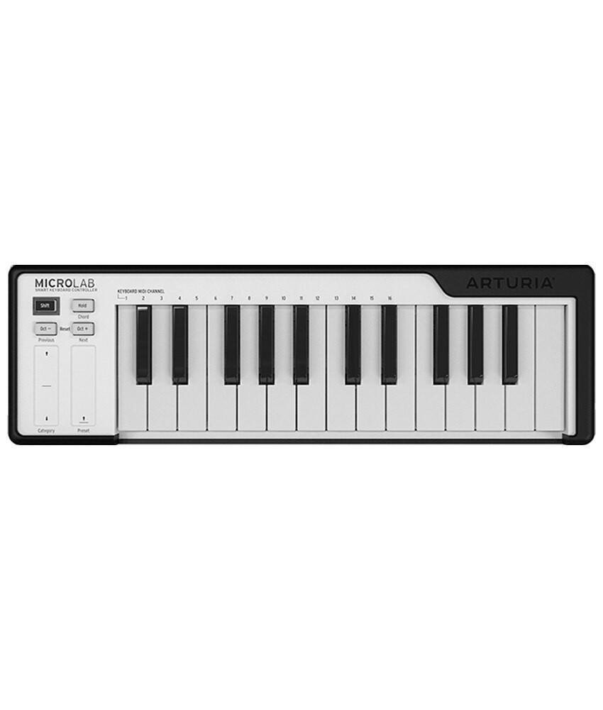 Arturia Arturia MicroLab 25-key Keyboard Controller - Black