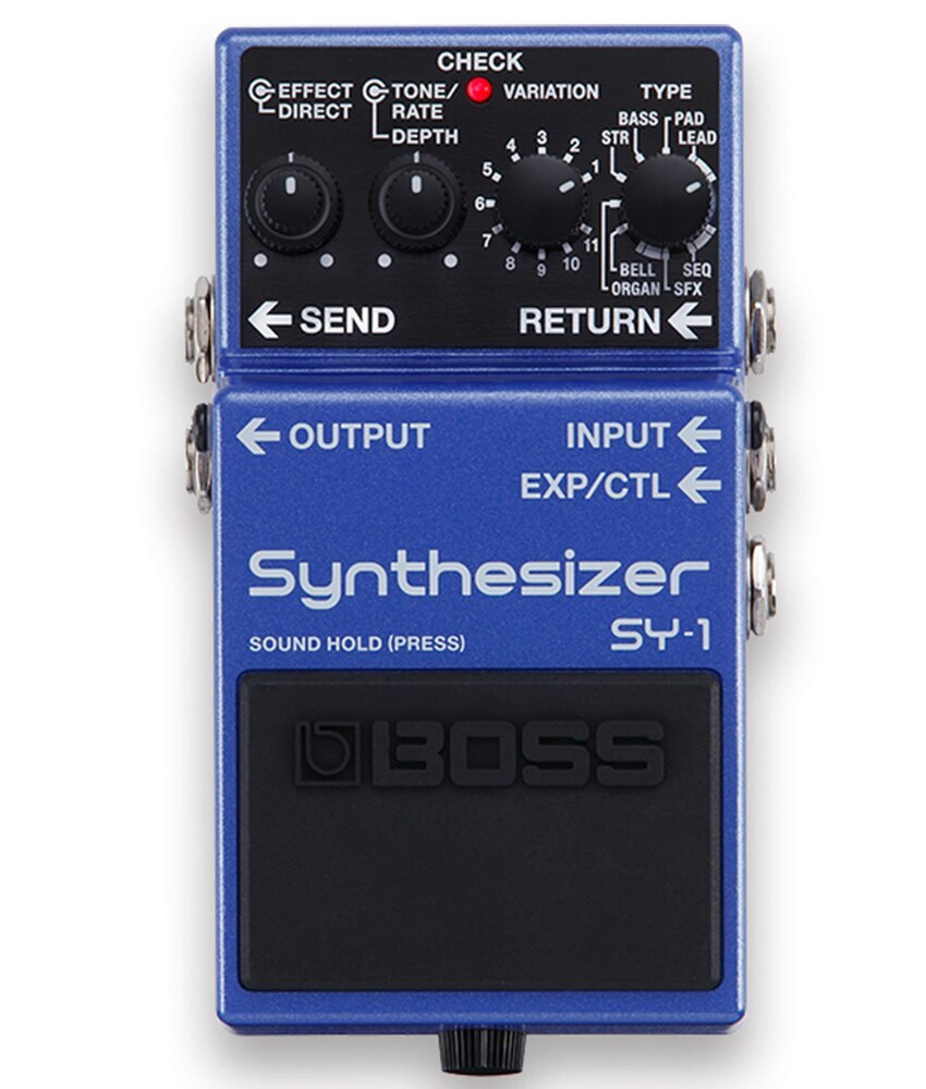 Boss Boss SY-1 Synthesizer