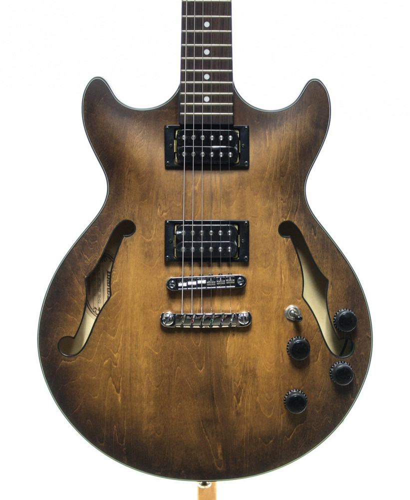 Ibanez Ibanez Artcore AM73B Hollow Body Electric Guitar Tobacco Flat Pre-Owned