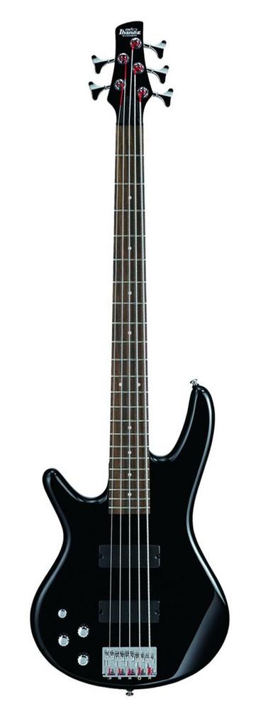 Ibanez Ibanez GSR205BKL Black Left Handed 5 String Electric Bass