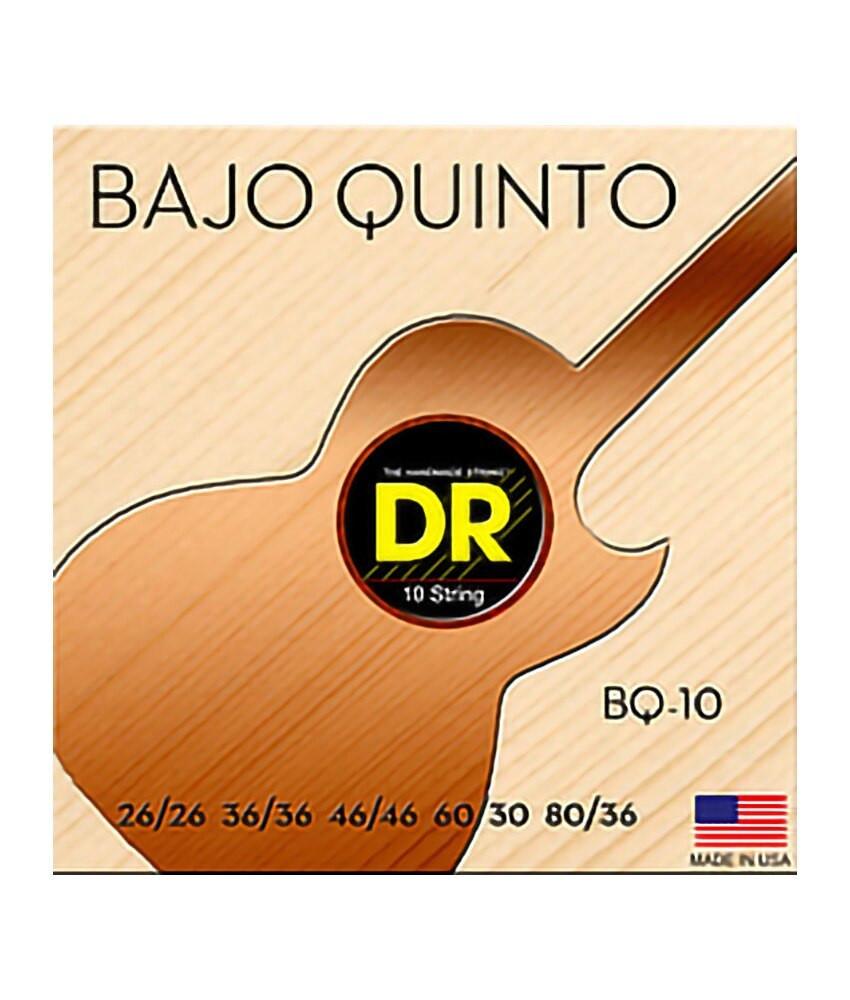 DR Handmade DR Handmade Bajo Quinto 10-String 26/26, 36/36, 46/46, 60/30, 80/36