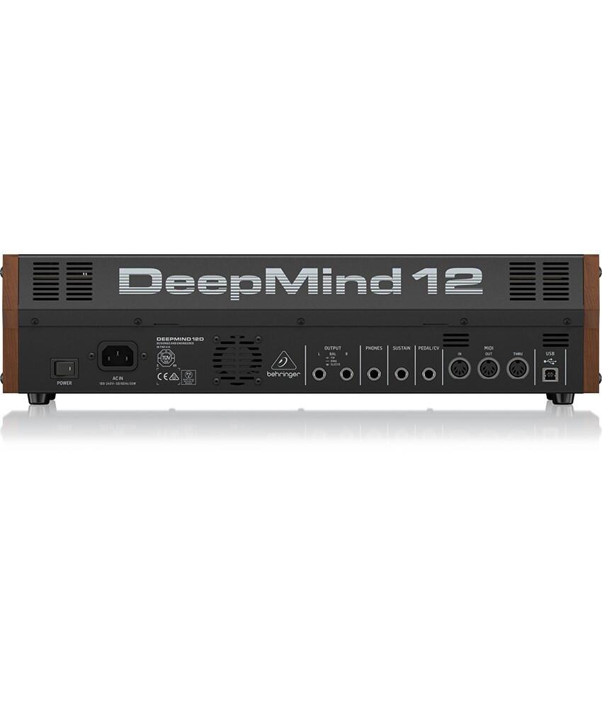 Behringer Behringer DeepMind 12D 12-voice Analog Desktop Synthesizer