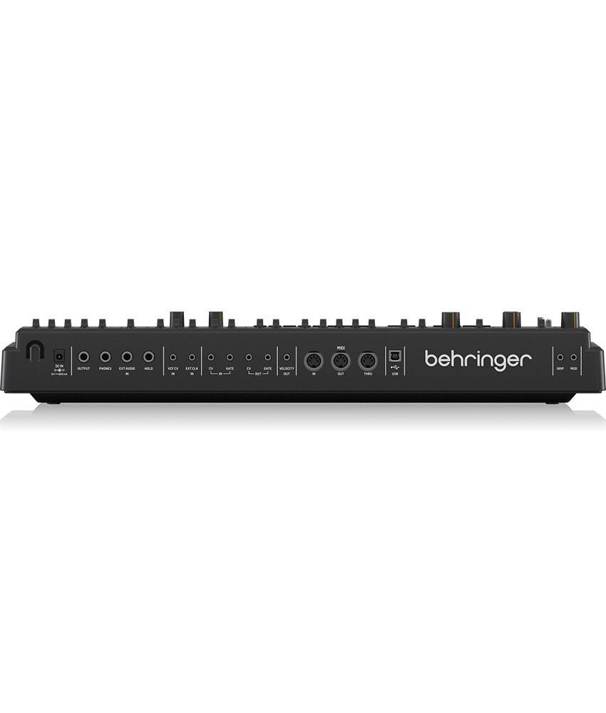 Behringer Behringer MS-1-BK Analog Synthesizer with Handgrip - Black