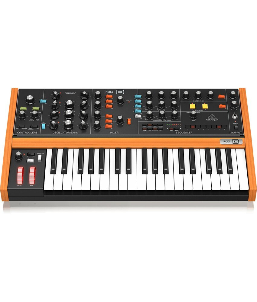 Behringer Behringer Poly D Polyphonic Analog Synthesizer