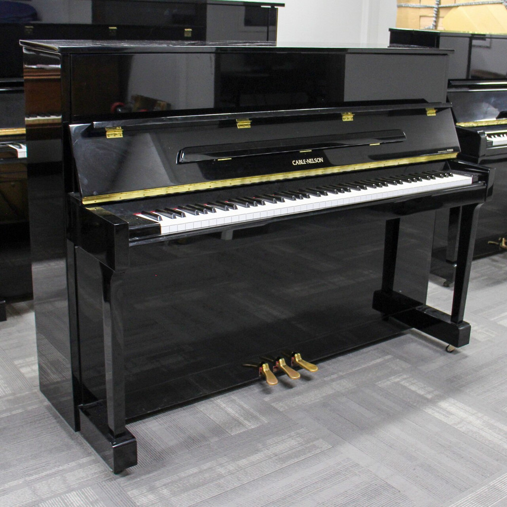 Cable-Nelson Cable-Nelson 116PE Studio Upright Piano
