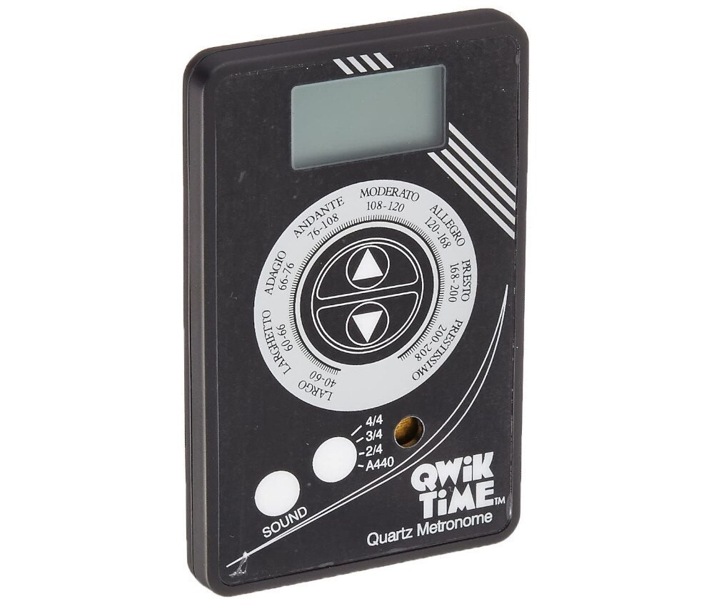 Qwik Time Qwik Time Metronome
