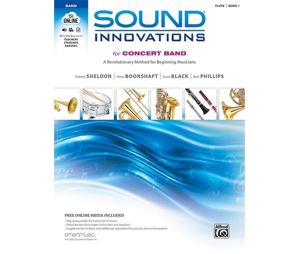 Alfred Sound Innovations Bk1 Flute