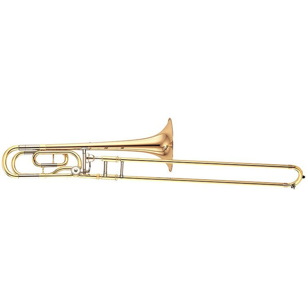 Yamaha Yamaha YSL-448G Intermediate Tenor Trombone w/ F Attachment Large Bore