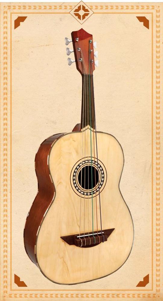 Hohner H Jimenez LGTN2 El Tronido Thunder Guitarron Acoustic Guitar