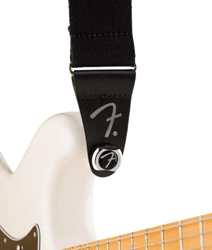 Fender Fender Infinity Strap Locks, Black