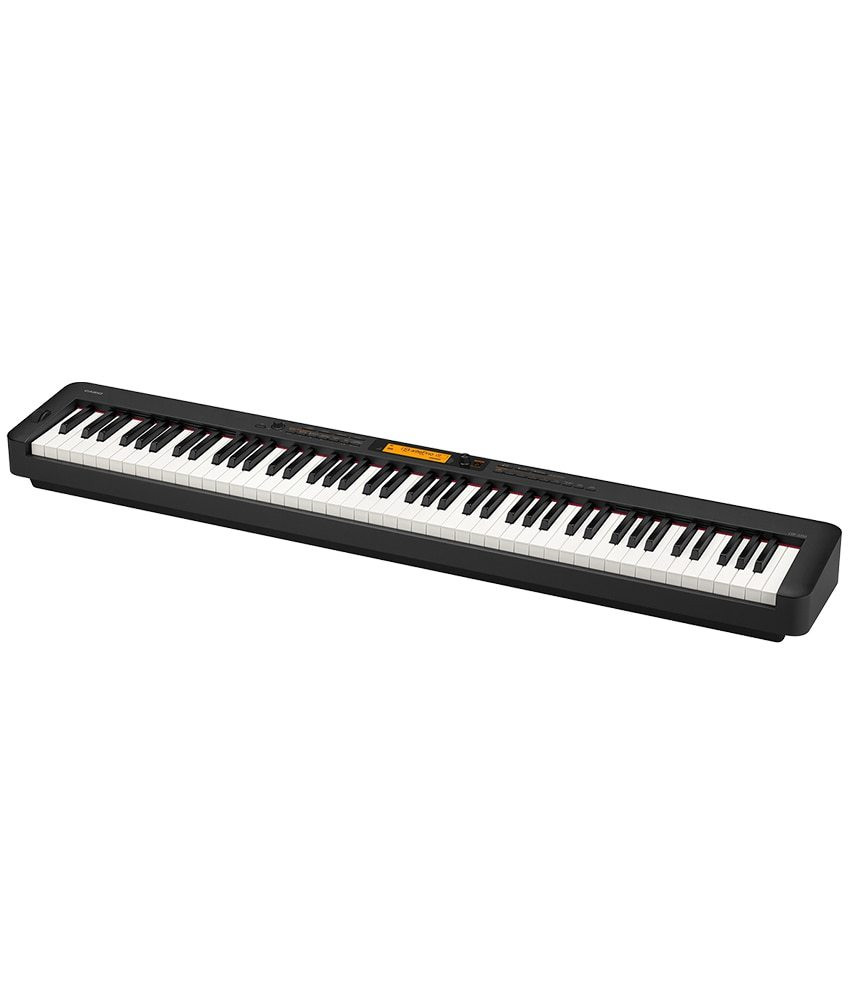 Casio Casio CDP-S350 Compact 88 Key Full Size Digital Piano, Black