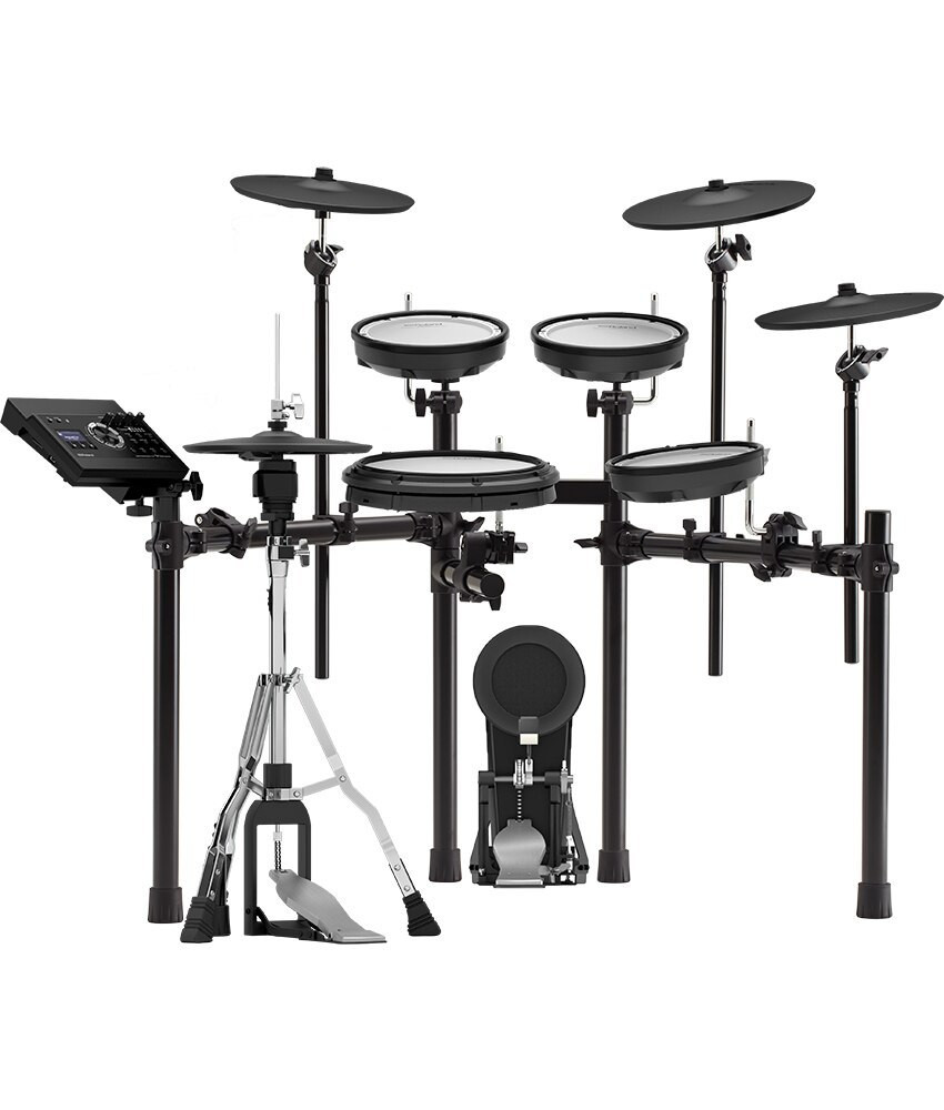 Roland Roland V-Drums TD-17KVX Electronic Drum Set with MDS-COM Stand