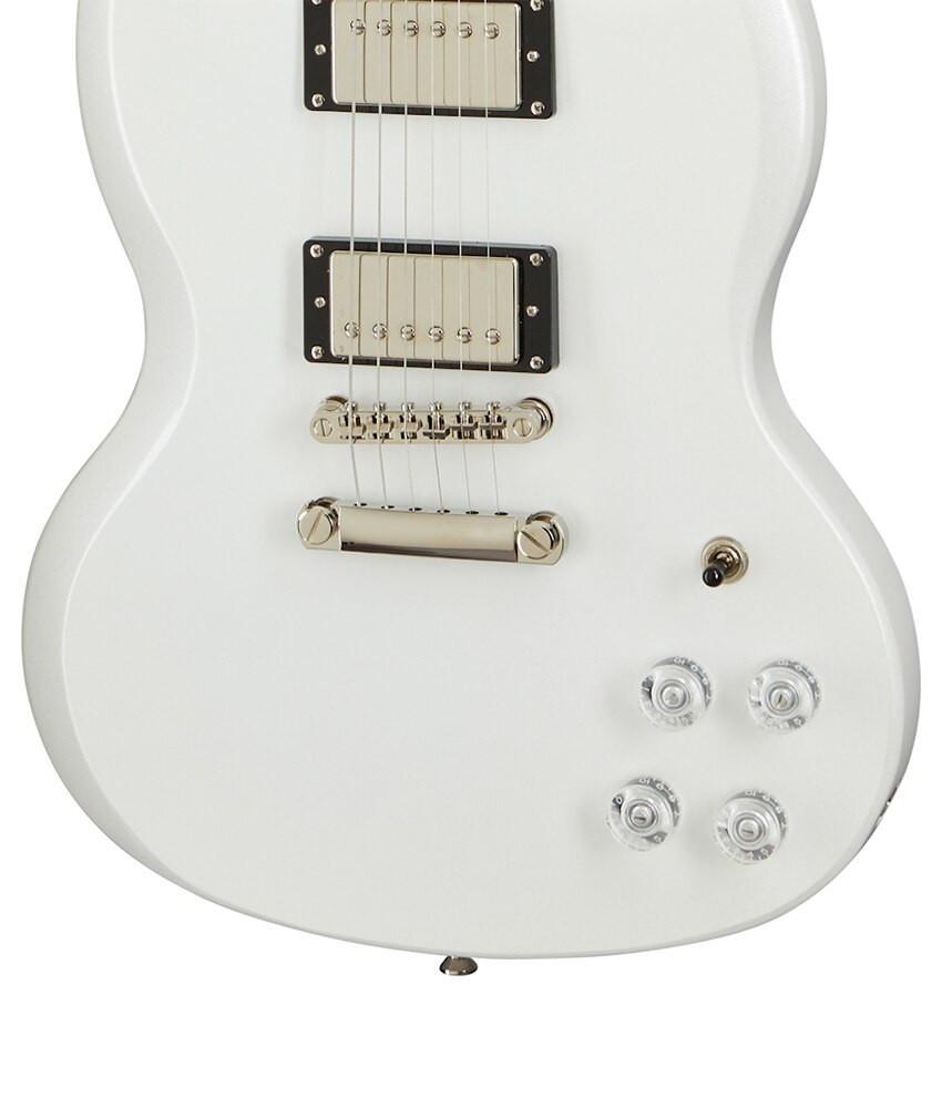 Epiphone Epiphone SG Muse Electric Guitar, Pearl White Metallic