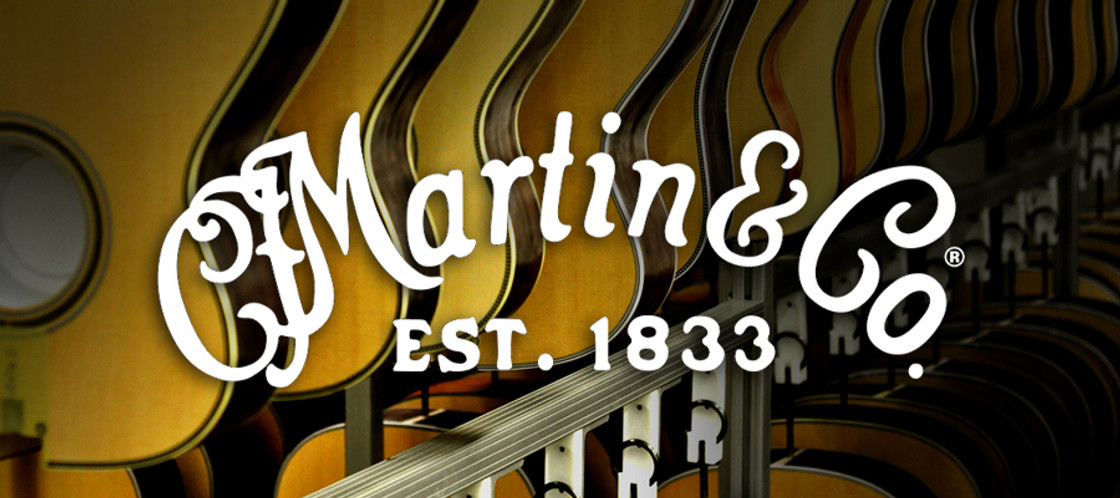 C.F. Martin & Co. Guitars By Series