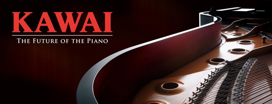 Kawai GX Blak Performance Series Grand Pianos