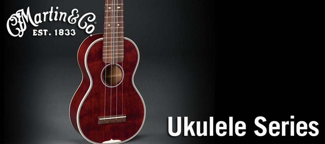 C.F. Martin Ukulele Series