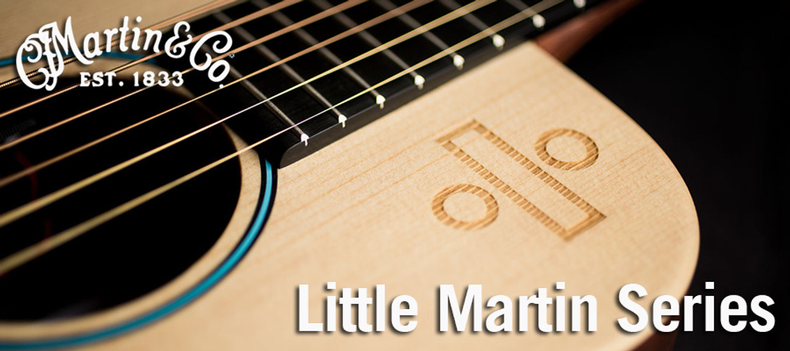 C.F. Martin Little Martin Series