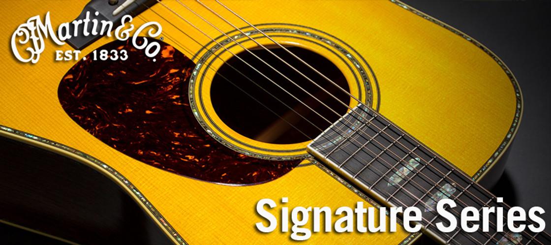 C.F. Martin Signature Series