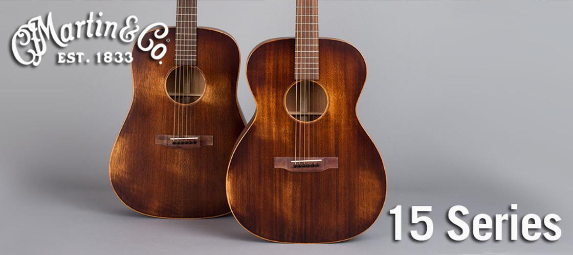 C. F. Martin 15 Series
