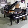 Yamaha Yamaha C7 Reconditioned Ebony Polish 74 Grand Piano