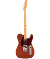 Fender Fender Player Plus Telecaster, Maple Fingerboard, Aged Candy Apple Red