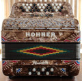 Hohner Hohner Anacleto Rey Del Norte GCF Pearl Brown