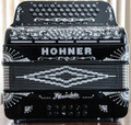 Hohner Hohner Anacleto Rey Del Norte Black and Silver