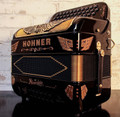 Hohner Hohner Anacleto Rey Aguila Compact G/F Accordion