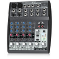 Behringer Behringer Xenyx 802 Premium 8-Input 2-Bus Mixer with Xenyx Mic Preamps and British EQs