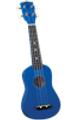 Diamond Head Diamond Head DU-107 Blue Soprano Ukulele