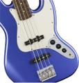 Squier Demo Squier Contemporary Jazz Bass - Ocean Blue Metallic