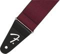 Fender Fender WeighLess Tweed Strap, Red