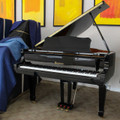 Bergmann Bergmann TG150 411Baby Grand Piano or Polished Ebony