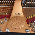Cristofori Cristofori CRG54 54 Baby Grand Piano or Polished Ebony