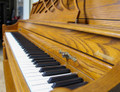 Baldwin Baldwin 48 Acrosonic Oak Console Piano