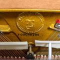 Bergmann Bergmann Console Piano or Queen Anne Cherry