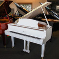 Ritmuller Ritmuller Performance Series R8 Baby Grand Piano - Polished White